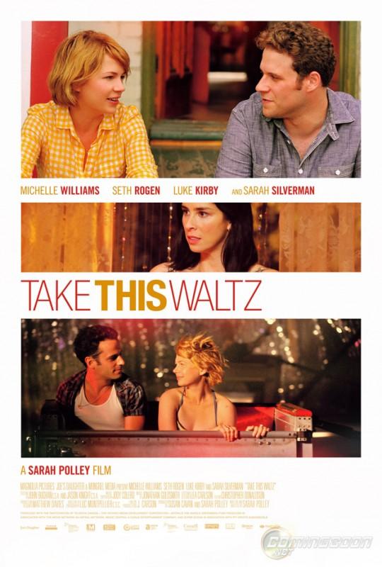 Take This Waltz: ecco la nuova locandina