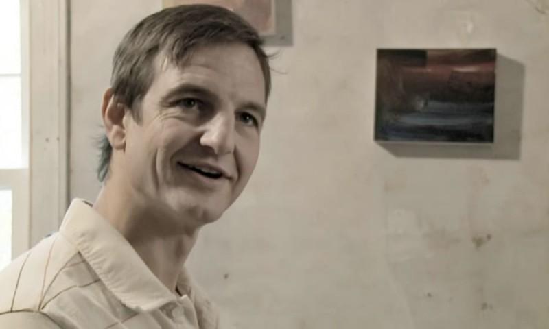 William Mapother nei panni di John Burroughs in una scena di Another Heart