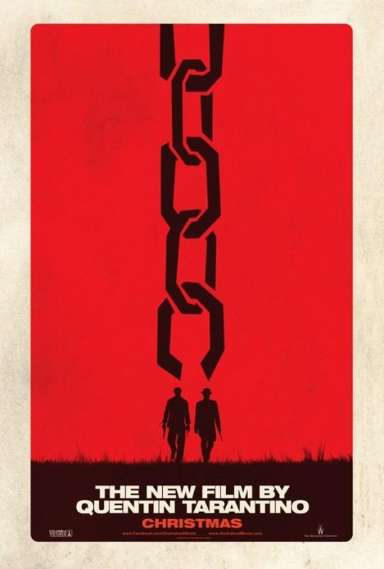 Django Unchained: ecco la prima locandina