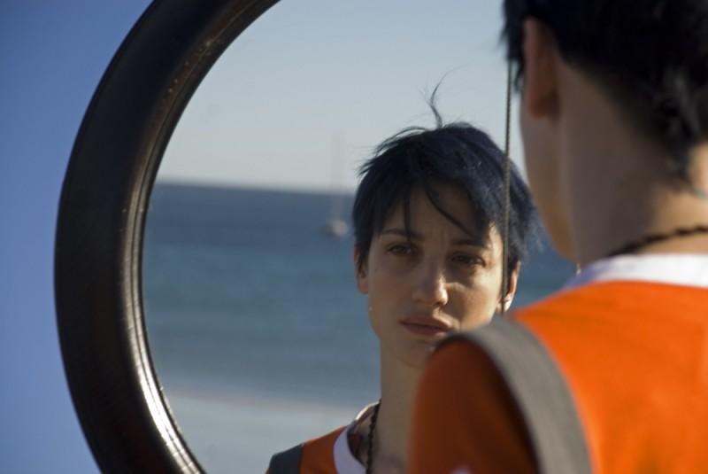 Il richiamo: Francesca Inaudi in una scena del film