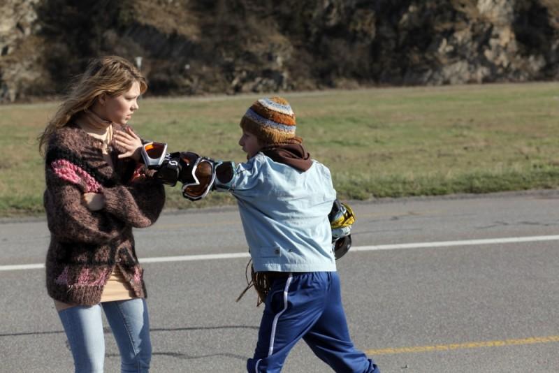 Sister: Léa Seydoux litiga con il fratello minore Kacey Mottet Klein in una scena del film