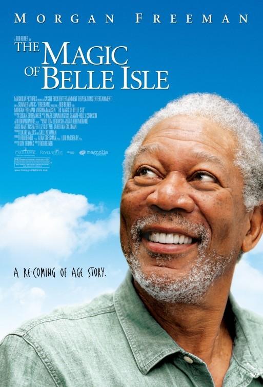 The Magic of Belle Isle: la locandina del film