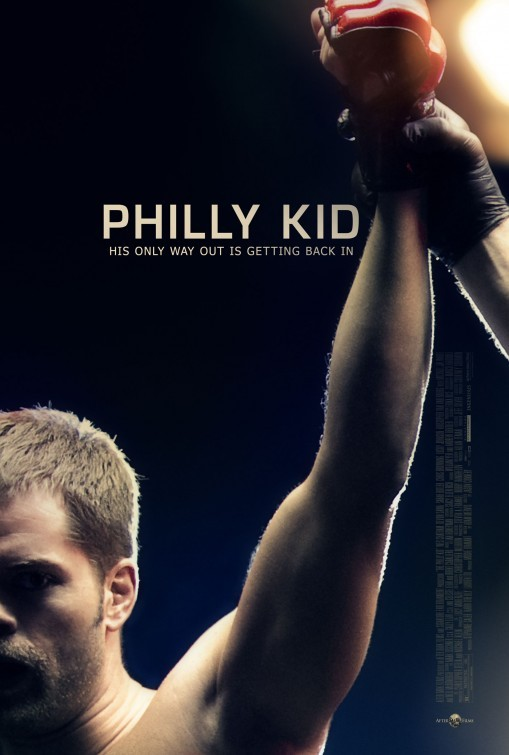 The Philly Kid: la locandina del film