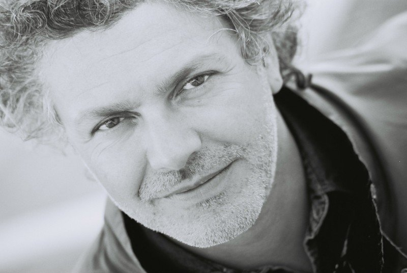 Vinodentro: il regista Ferdinando Vicentini Orgnani in una foto promozionale