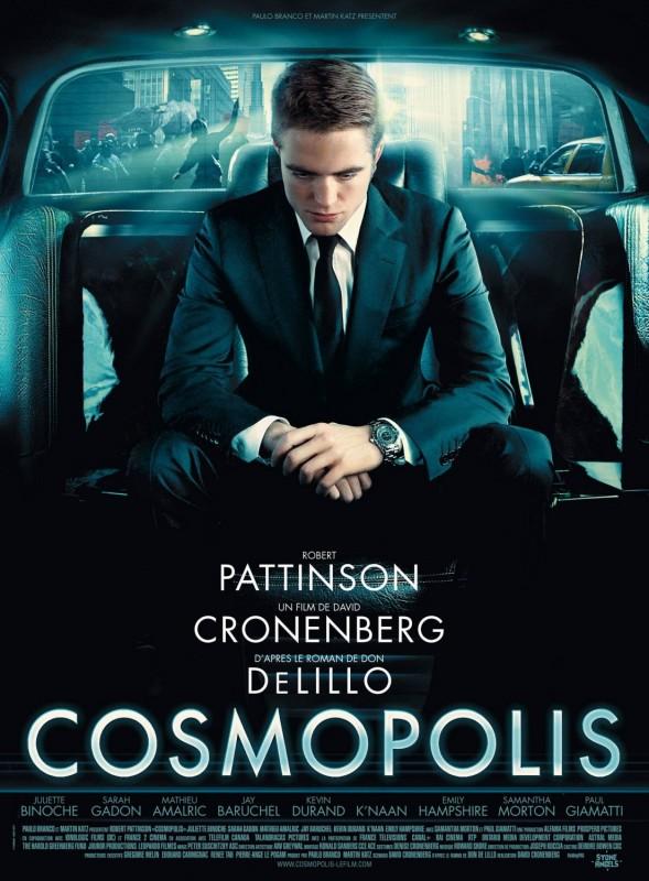 Cosmopolis: ancora una nuova locandina