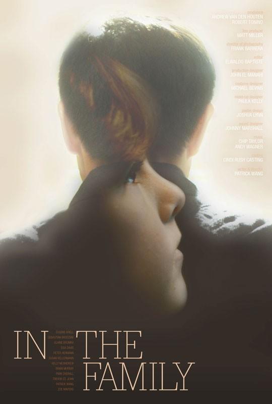 In The Family: la locandina del film