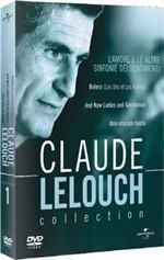 La copertina di Claude Lelouch Collection - L'amore e le altre sinfonie dei sentimenti (dvd)