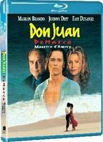 La copertina di Don Juan De Marco maestro d'amore (blu-ray)