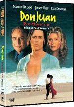 La copertina di Don Juan De Marco maestro d'amore (dvd)