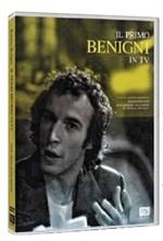 La copertina di Il primo Benigni in tv: Onda libera - Vol. 1 (dvd)