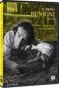 La copertina di Il primo Benigni in tv: Onda libera - Vol. 2 (dvd)