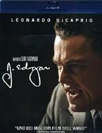 La copertina di J. Edgar (blu-ray)