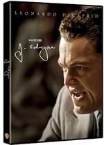 La copertina di J. Edgar (dvd)