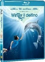 La copertina di L'incredibile storia di Winter il delfino (blu-ray)