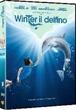 La copertina di L'incredibile storia di Winter il delfino (dvd)