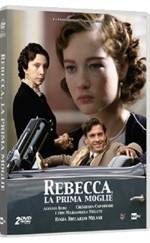 La copertina di Rebecca, la prima moglie (dvd)