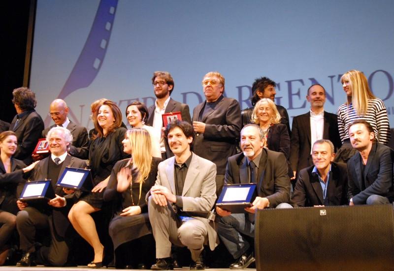 Alcuni premiati dei NASTRI D'ARGENTO 2011
