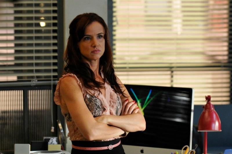 Il socio: Juliette Lewis è Tammy in una scena della serie