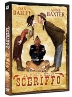 La copertina di La figlia dello sceriffo (dvd)