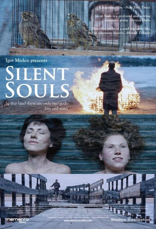Silent Souls: il poster internazionale del film