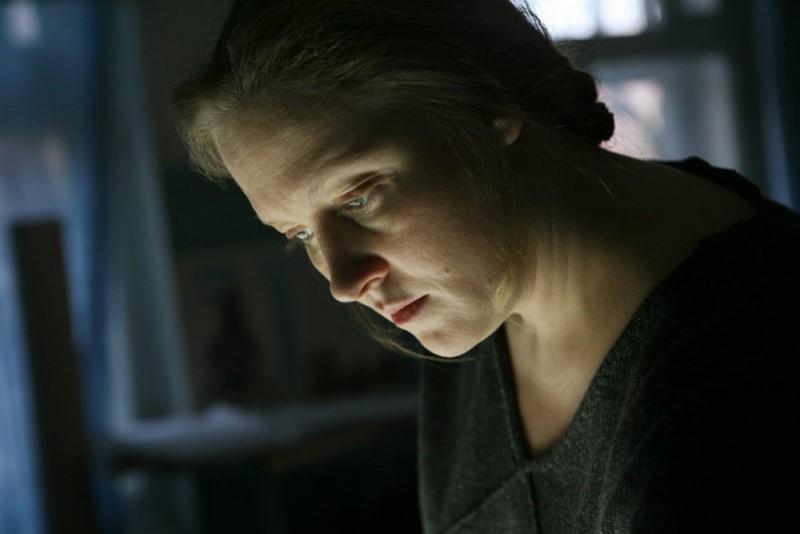 Silent Souls: Yuliya Aug in una scena del film