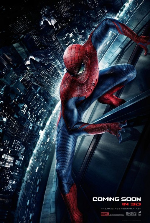 The Amazing Spider-Man: nuovo poster USA