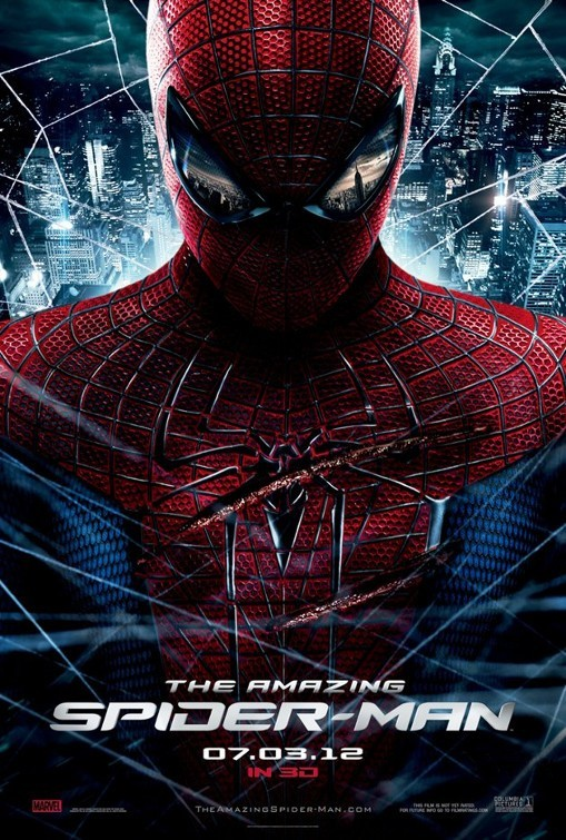 The Amazing Spider-Man: poster ufficiale USA