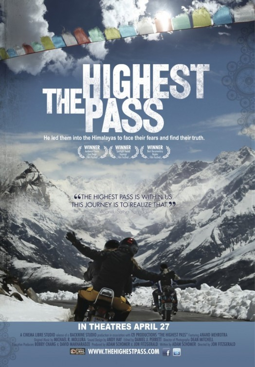 The Highest Pass: la locandina del film