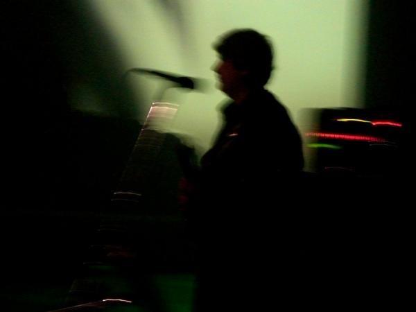 Una bella immagine 'live' di Lelio Padovani.