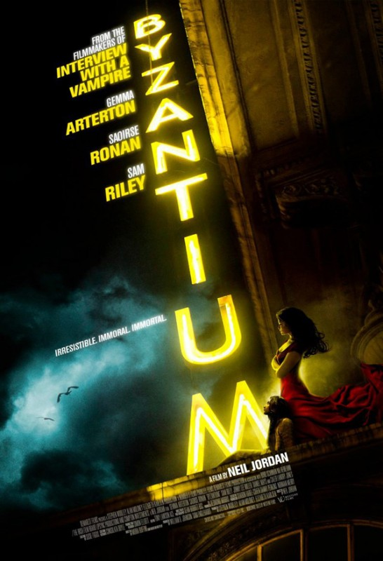 Byzantium: ecco il primo poster del vampire movie