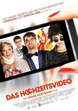 Das Hochzeitsvideo: la locandina del film