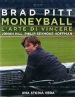 La copertina di L'arte di vincere - Moneyball (blu-ray)