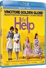 La copertina di The Help (blu-ray)
