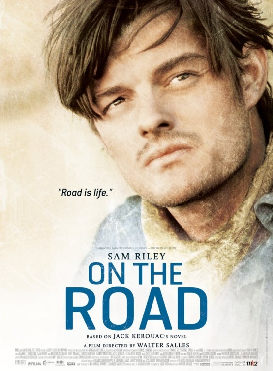 On the Road: character poster di Sam Riley