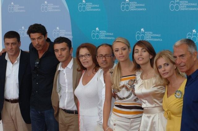 Photocall film Il seme della discordia - Festival di Venezia 2008
