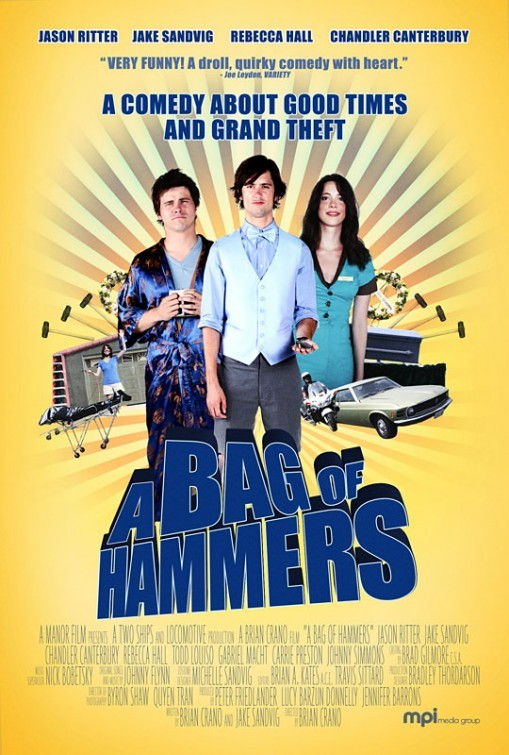 A Bag of Hammers: nuovo poster USA