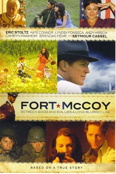 Fort McCoy: la locandina del film