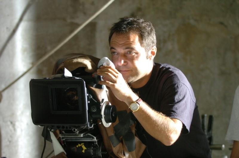 Maternity Blues: il regista Fabrizio Cattani sul set del film