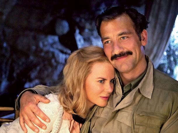 Nicole Kidman e Clive Owen condividono un tenero momento in Hemingway & Gellhorn