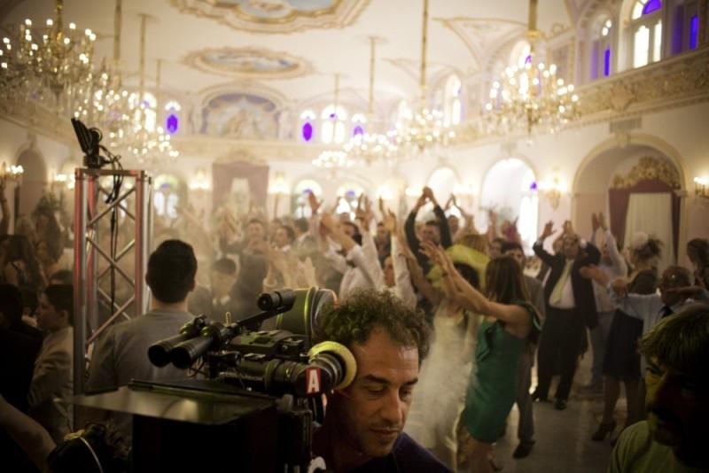 Reality: Matteo Garrone sul set del film