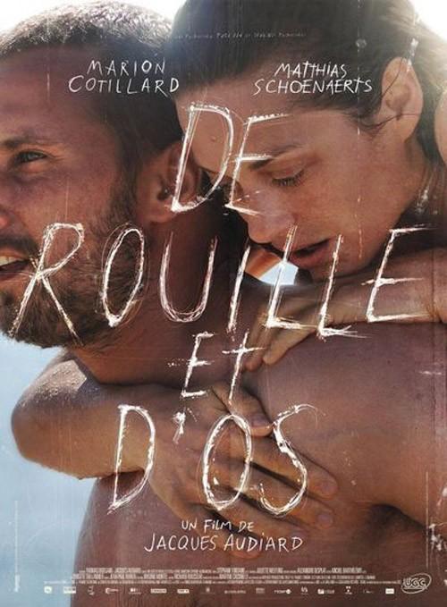 Rust and Bone: la locandina francese