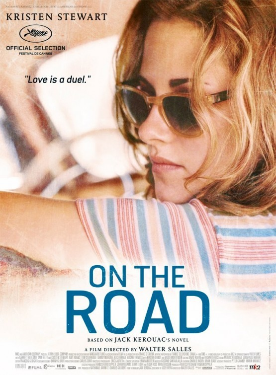 On the Road: character poster di Kristen Stewart