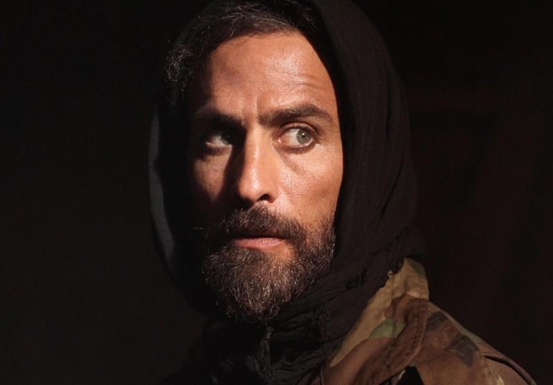 Raz Degan in un'immagine di Special Forces - Liberate l'ostaggio