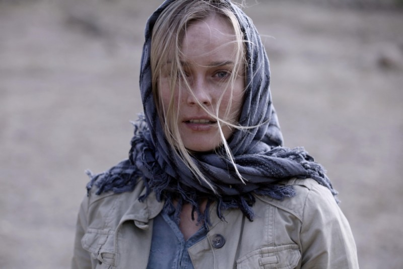 Special Forces: Diane Kruger in una scena del film