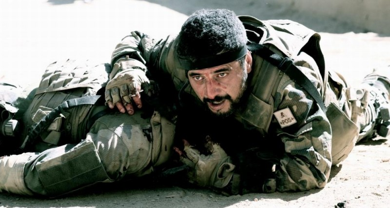 Special Forces - Liberate l'ostaggio: Alain Figlarz in una scena del film