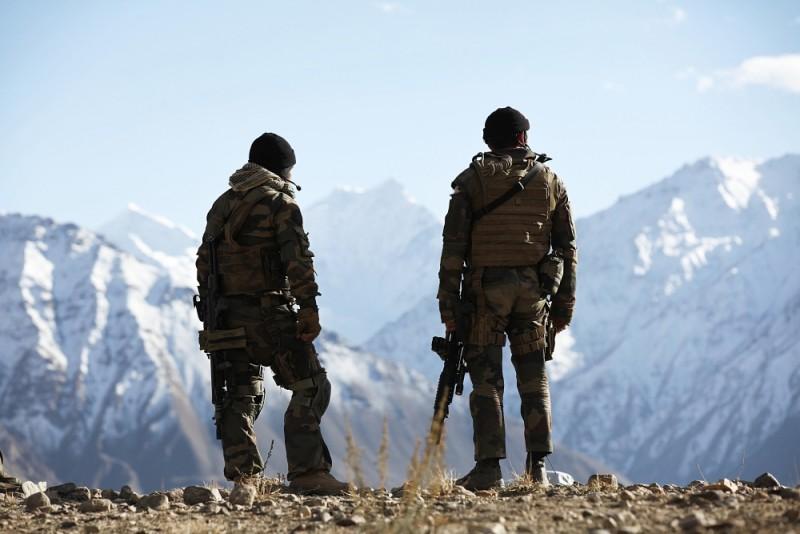 Special Forces - Liberate l'ostaggio: una scena del film