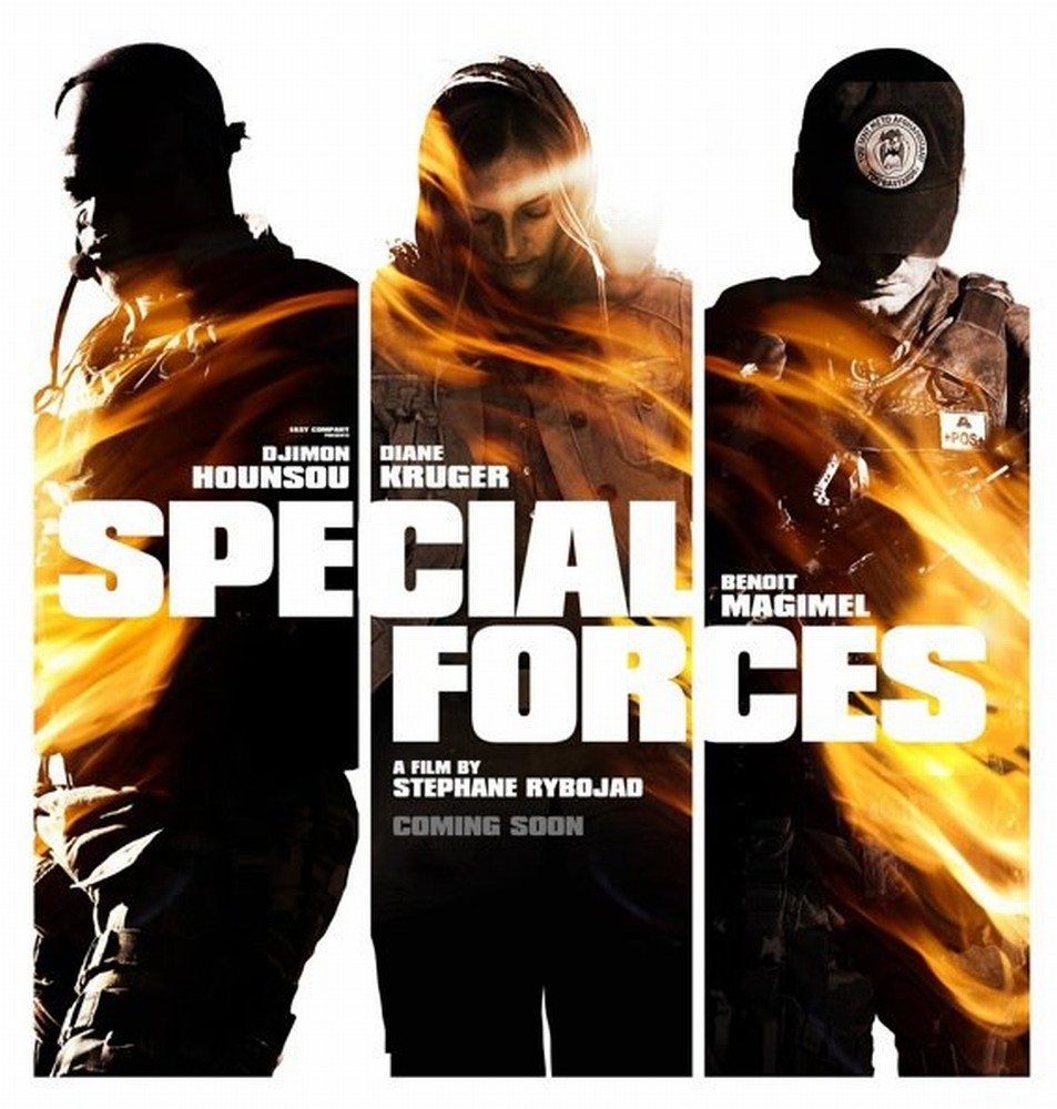 Special Forces: un wallpaper del film