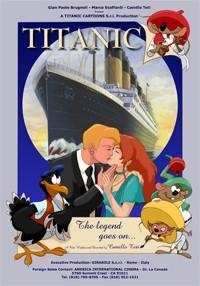 Titanic mille e una storia: la locandina del film