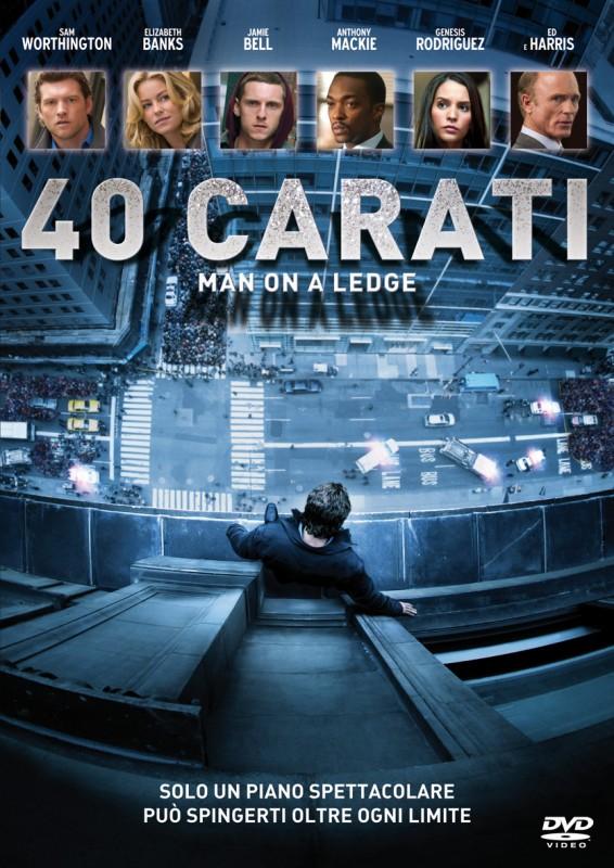 La copertina di 40 carati (dvd)
