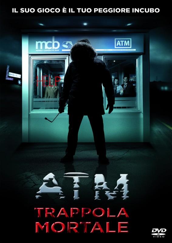 La copertina di ATM - Trappola mortale (dvd)